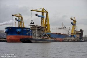 Navio Nord Dorado – Foto: Divulgação