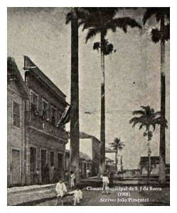 Foto: Câmara Municipal de São João da Barra (1918) - Acervo João Pimentel