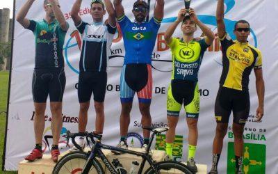 Ciclista sanjoanense conquista primeira colocação em Brasília
