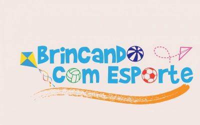 Projeto Brincado com Esporte a partir de quarta-feira em SJB