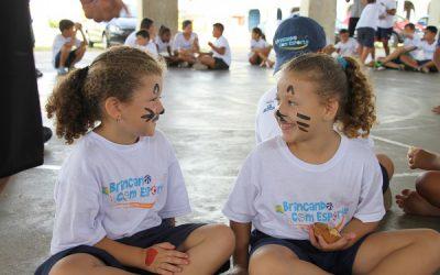 Inscrições para o Projeto Brincando com o Esporte continuam em SJB