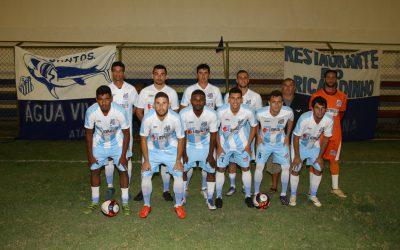 Palmeiras vence Santos em jogo de dez gols pelo Campeonato Sanjoanense de Futebol