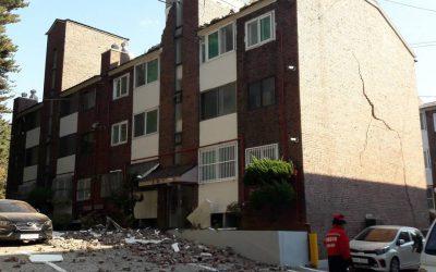 Terremoto na Coreia do Sul provoca destruição