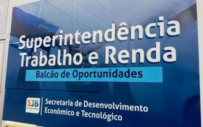 Vagas de emprego no Balcão de Oportunidades de SJB