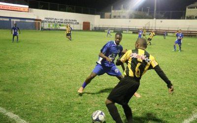 Grussaí empata com Chatuba no Campeonato Sanjoanense de Futebol Amador