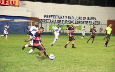 Flamenguinho vence o Fluminense por 1 a 0 em SJB
