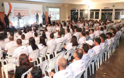 Mais de 200 alunos recebem certificados do Programa de Qualificação Profissional em SJB