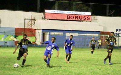 Borussia vence Grussaí por 1 a 0 no Campeonato Sanjoanense de Futebol Amador