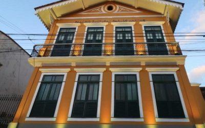 Inscrições abertas para oficinas no Palácio Cultural Carlos Martins em SJB