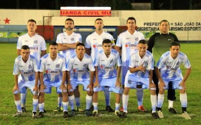 Santos vence a primeira no Campeonato Sanjoanense
