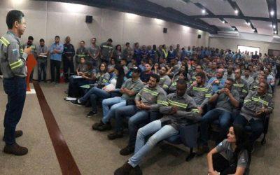 Terminal Multicargas do Porto do Açu completa mil dias sem acidentes