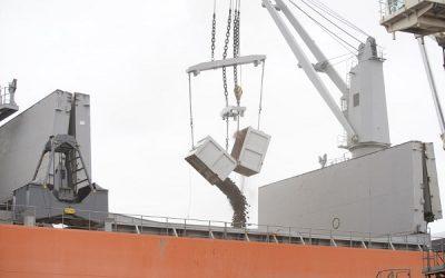 Porto do Açu realiza primeira exportação de ferro gusa