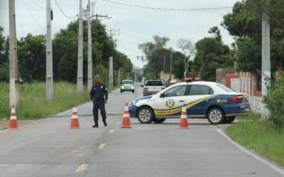 Prefeitura interdita SB-02 em função da cheia do rio Paraíba do Sul