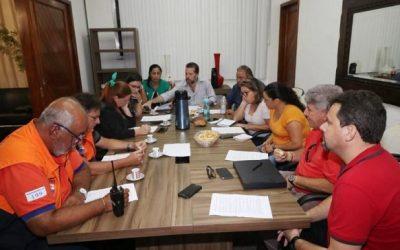 Prefeitura de SJB cria Gabinete de Crise em função das chuvas