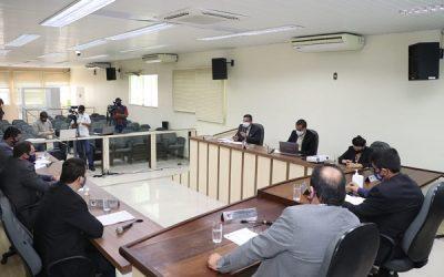 Câmara de SJB discute LDO durante audiência pública